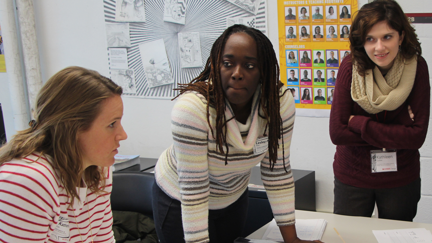 design lab teacher professional development