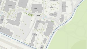 College of Design Campus Map