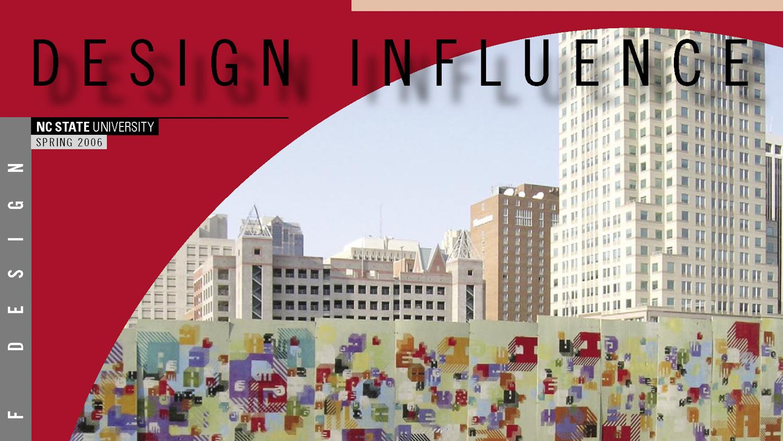 Design-Influence-Spring-2006-Cover