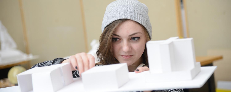 Architecture student