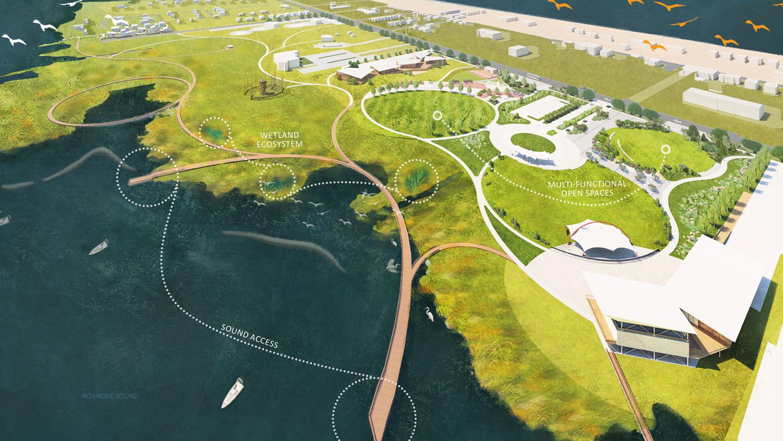 Landscape Architecture Coastal Dynamics