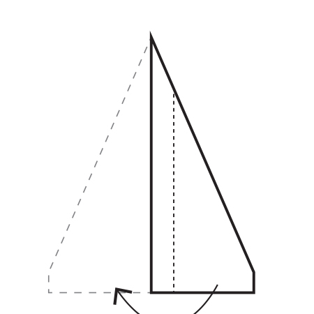Paper Airplane Step 4