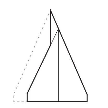 Paper Airplane Step 5