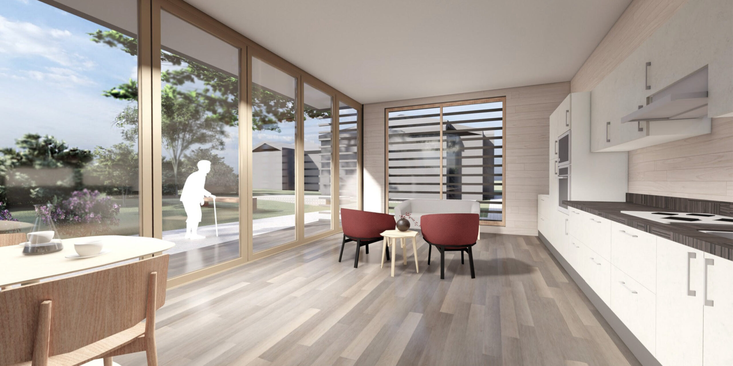 Forough Mofidi_ADU_Interior Render