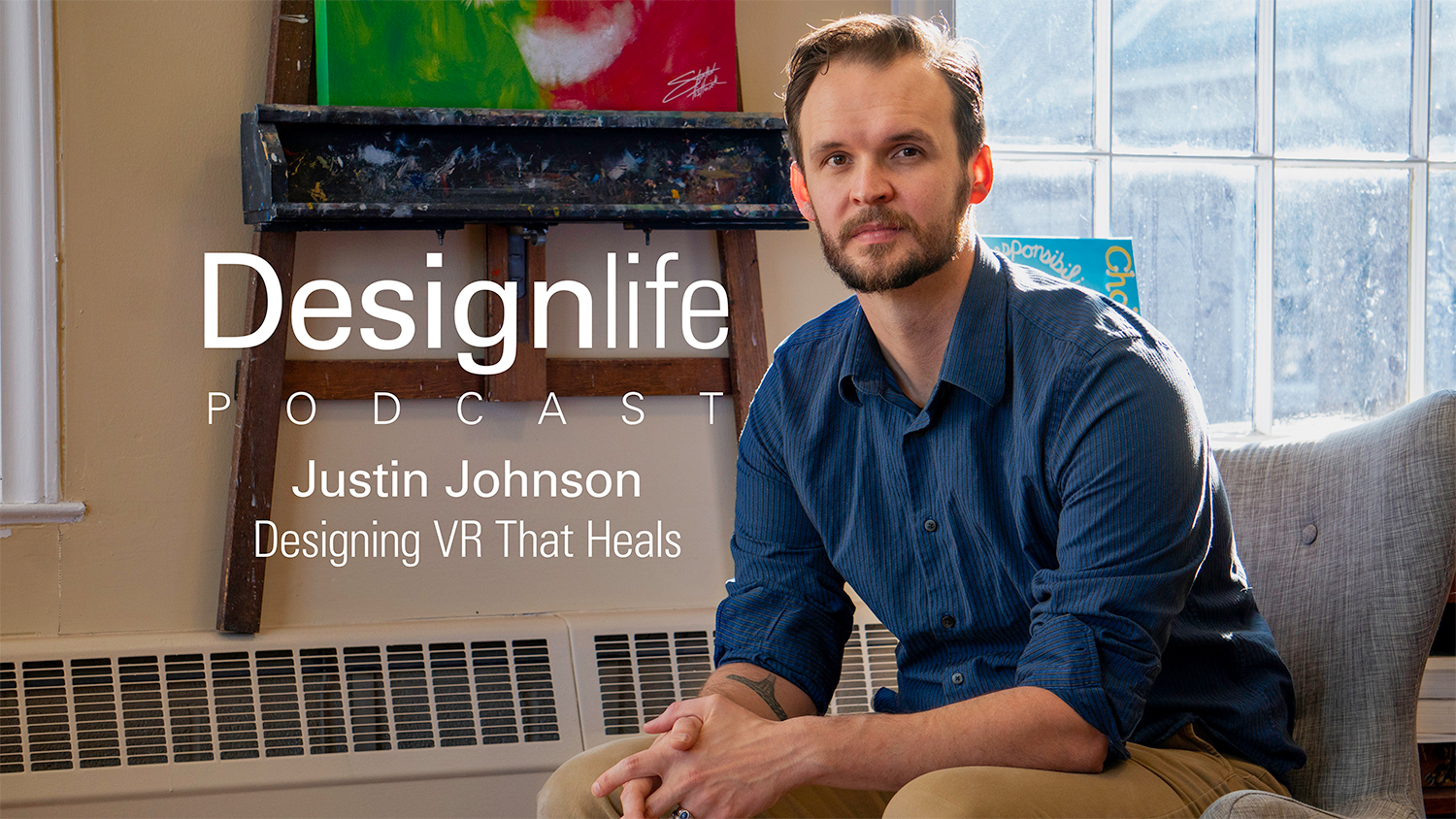 Justin-Johnson-Designlife-Podcast-Portrait