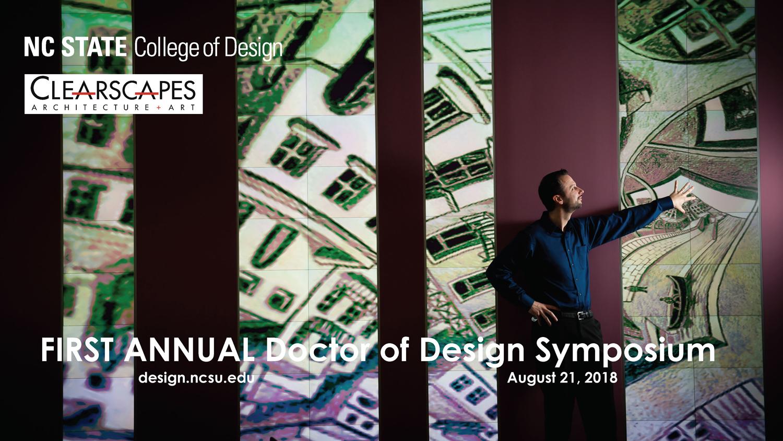 2018 ddes symposium header image