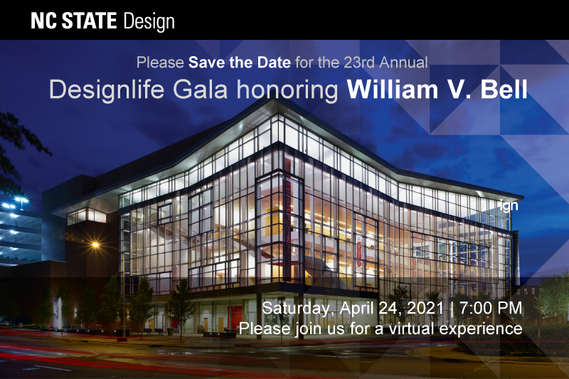 Save the Date for the Designlife Award Gala on April 24