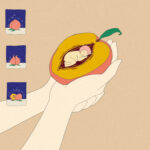 Raney Wilson - Birth Momo Illustration