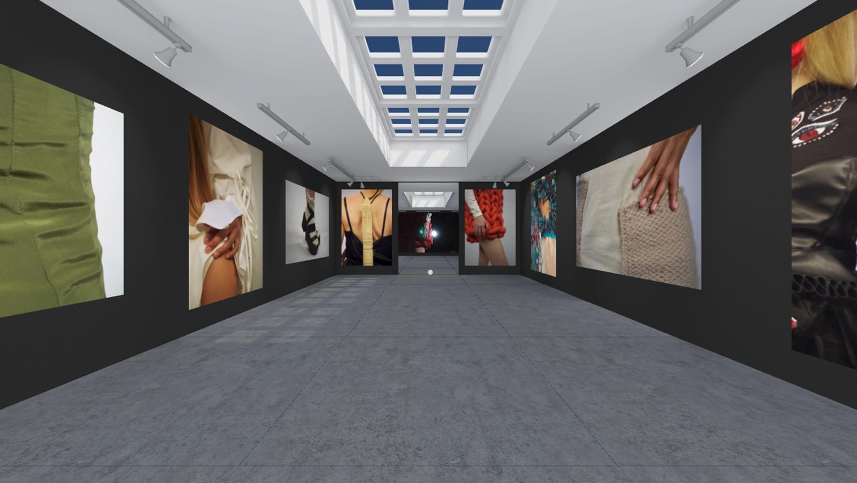 Art2Wear Virtual Gallery
