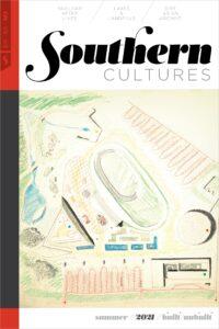 Built/Unbuilt Cover of Southern Cultures Magazine