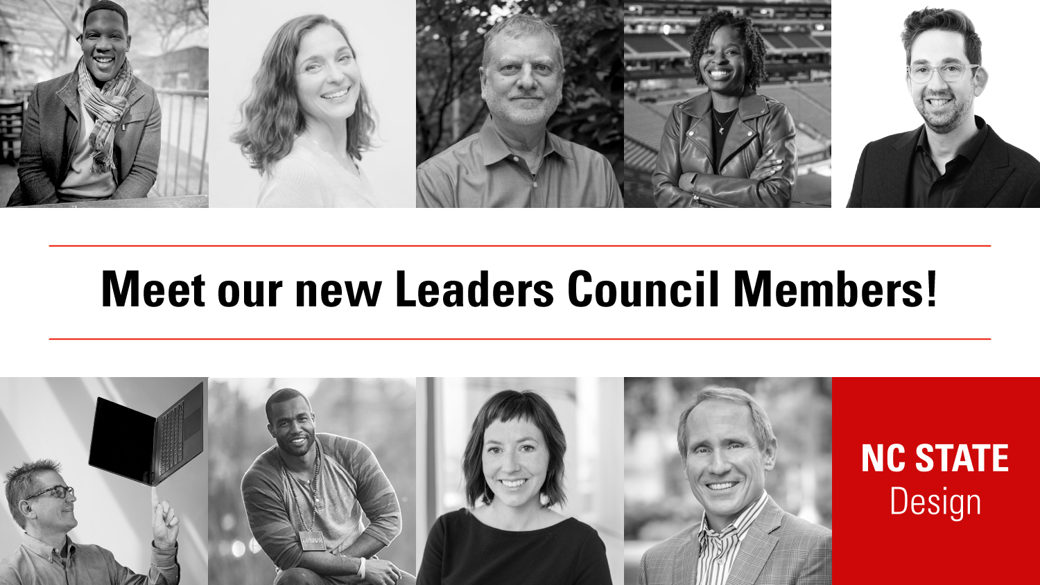 New members of the leaders council for 2021