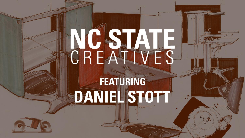 NC State Creatives - Daniel Stott